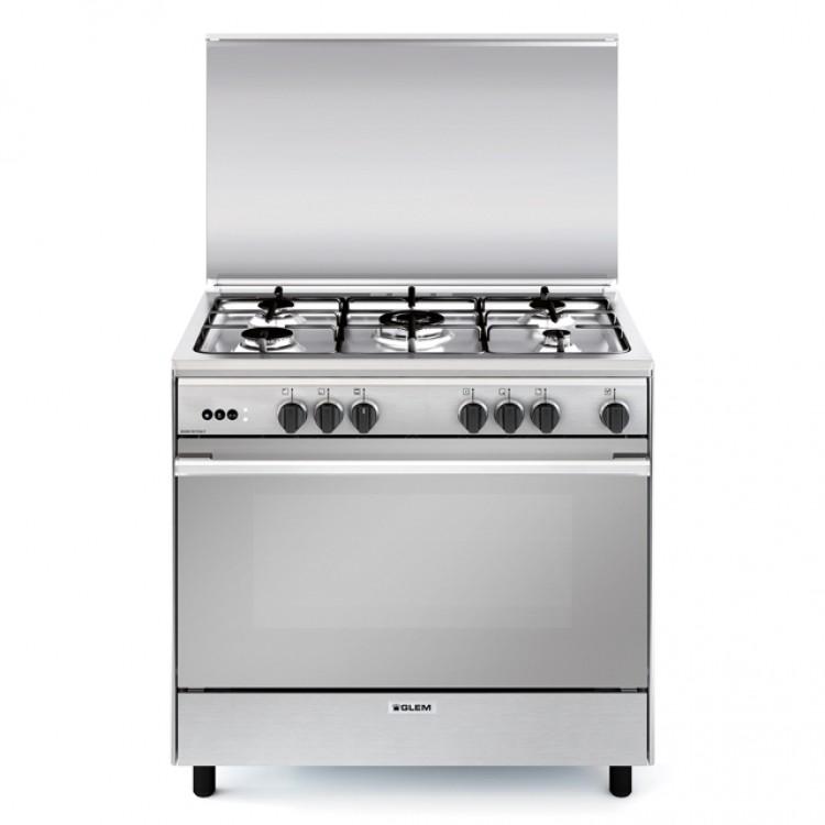 Cocinas un9612ri Glem